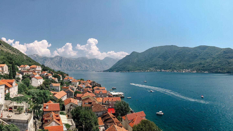 Kotor Bay our highlight when visiting the Balkans during holidays
