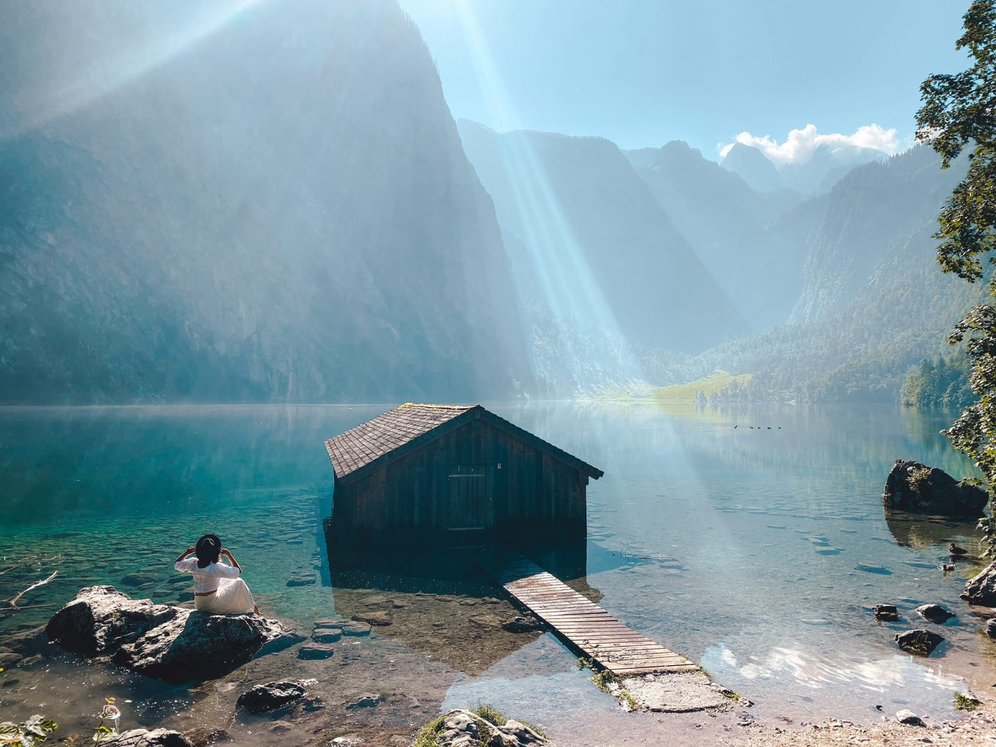 Königssee in Germany – impact of travel influencers